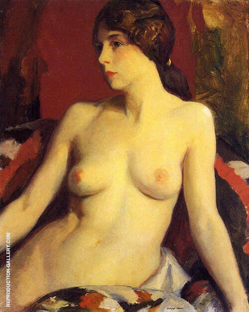 Mata Moana 1920 By Robert Henri