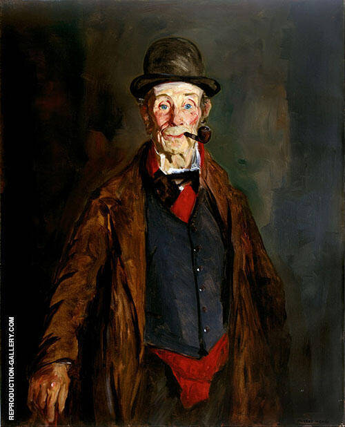My Friend Brien By Robert Henri