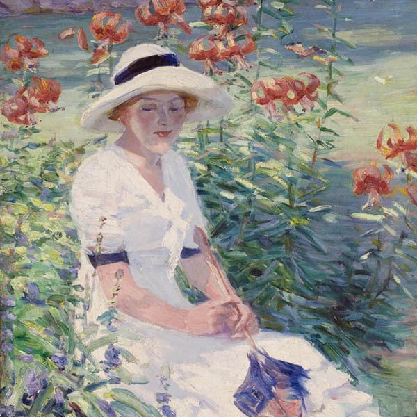 Oil Painting Reproductions of Catherine Wiley
