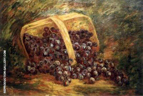 Grapes By Catherine Wiley