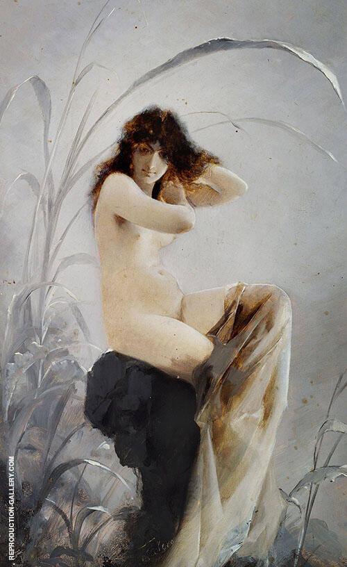Venus By Luis Ricardo Falero