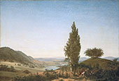 The Summer 1807 By Caspar David Friedrich
