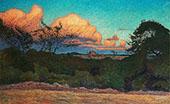 Swelling Skies 1901 By Nils Kreuger