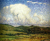 Clouds in the Sun 1906 By Nils Kreuger