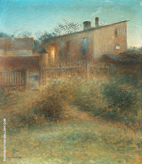 Dusk 1892 By Nils Kreuger