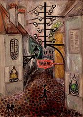 Tabac 1913 By Nils Dardel