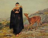 Legend of Saint Patrick By Briton Riviere