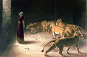 Daniel's Answer to the King1890 By Briton Riviere
