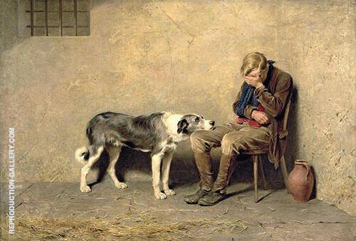 Fidelity By Briton Riviere
