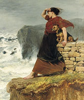 Hope Deferred By Briton Riviere