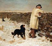 War Time By Briton Riviere