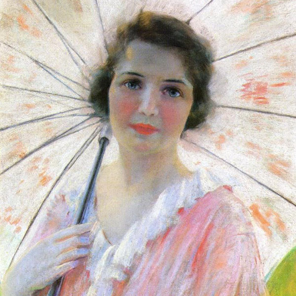 Oil Painting Reproductions of Robert Lewis Reid