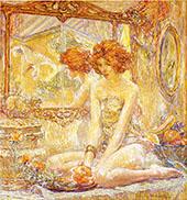 Reflections 1911 By Robert Lewis Reid
