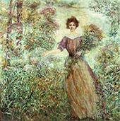 Spring Bouquet By Robert Lewis Reid
