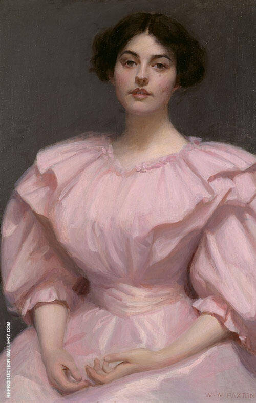 Elizabeth 1895 By William M Paxton