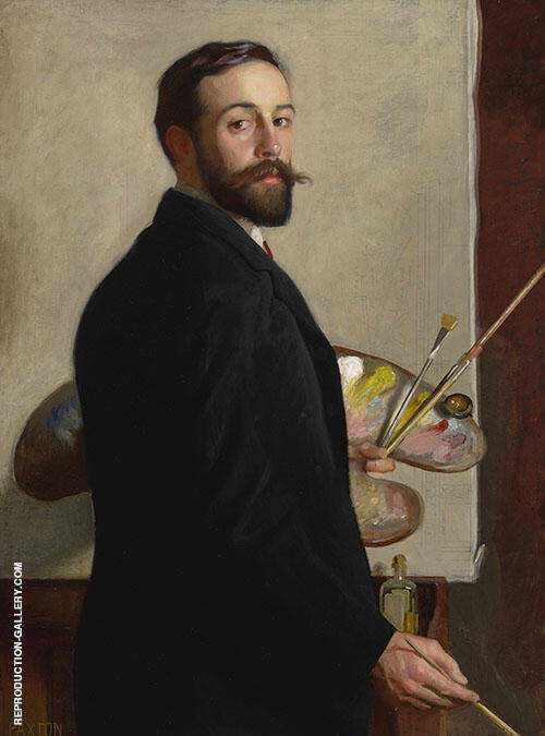 Ernest Fosbery Esq By William M Paxton