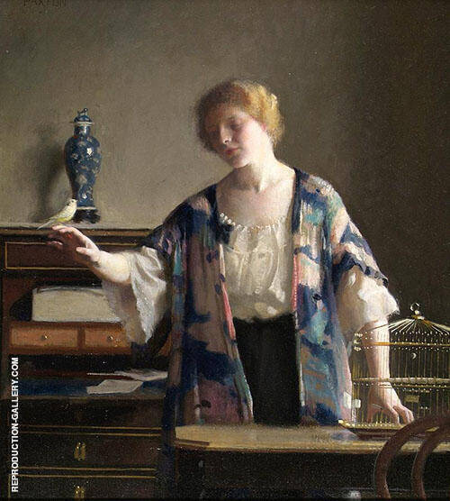 The Canary By William M Paxton