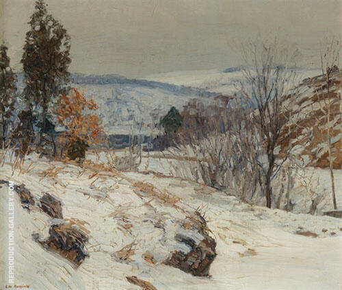 The Hill Country 1996 By Edward Willis Redfield