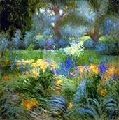 The Old Garden By Edmund William Greacen