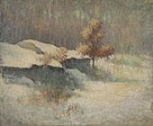 Winter Landscape 1913 By Edmund William Greacen