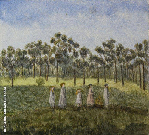 Family Walk By Emma Minnie Boyd