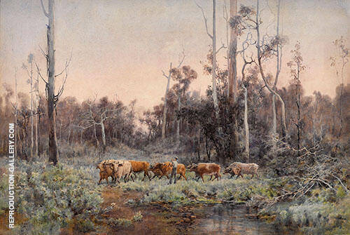 The Last Load 1896 By Emma Minnie Boyd