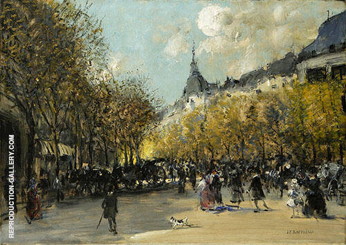Le Carrefour Drouot Paris By Jean Francois Rafaelli