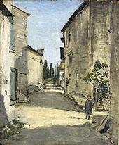 Village Provencal By Jean Francois Rafaelli
