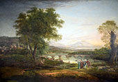 Apullia in Search of Appullus Vide Ovid By Claude Lorrain