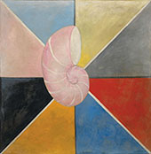 The Swan No 20 Group 9 By Hilma AF Klint