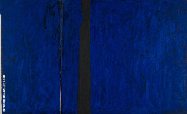 PH-247 1951 By Clyfford Still
