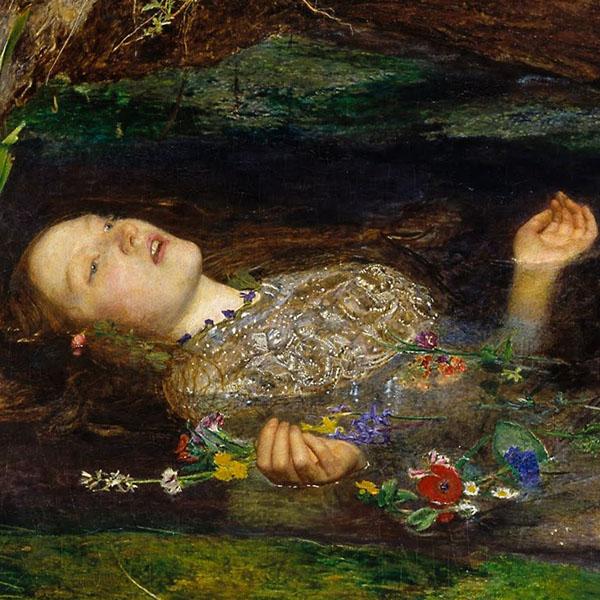 Oil Painting Reproductions of Sir John Everett Millais