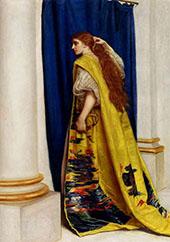 Esther 1865 By Sir John Everett Millais