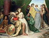 Jephthah 1867 By Sir John Everett Millais