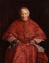 John Henry Newman 1881 By Sir John Everett Millais