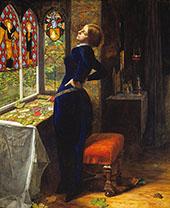 Mariana 1851 By Sir John Everett Millais