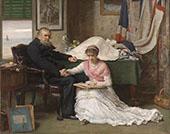 The North West Passage 1878 By Sir John Everett Millais