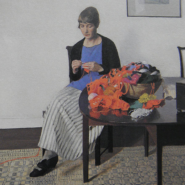 Oil Painting Reproductions of Harold Harvey