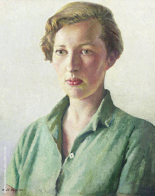 Sue Palmer By Harold Harvey