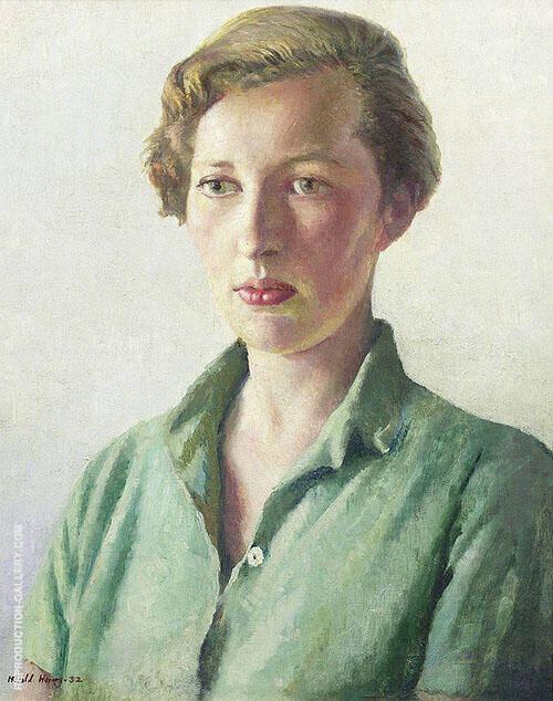 Sue Palmer By Harold Harvey