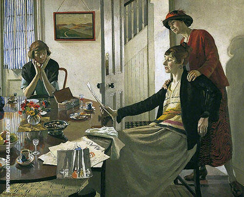 The Critics By Harold Harvey