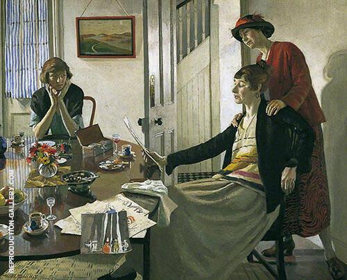 The Critics By Harold Harvey
