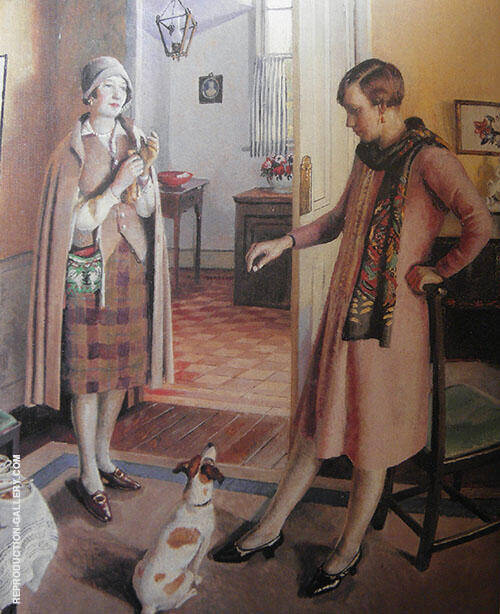 Titbits 1929 By Harold Harvey