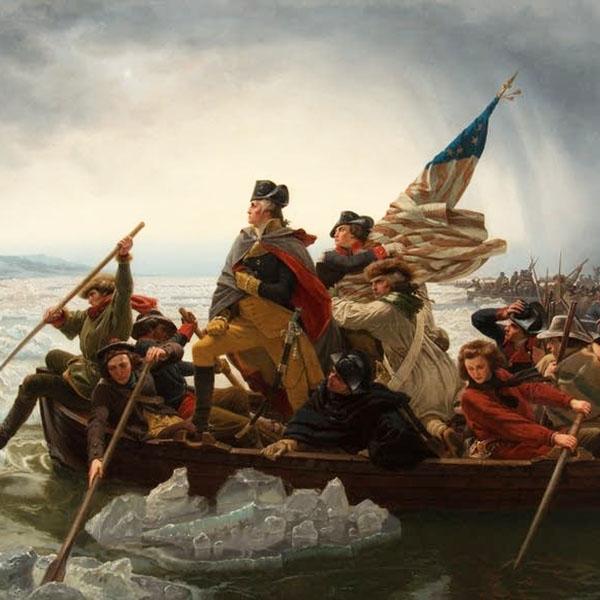 Oil Painting Reproductions of Emanuel Leutze