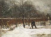 Winter 1885 By Vincent van Gogh