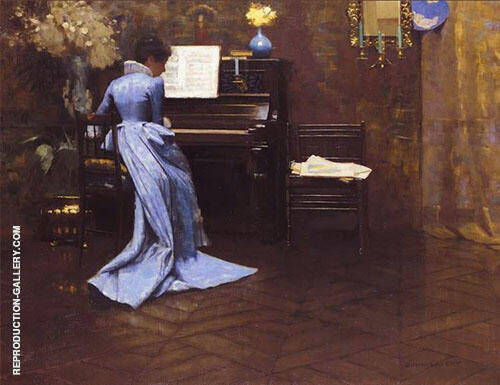 Finale Painting By John Lavery - Reproduction Gallery