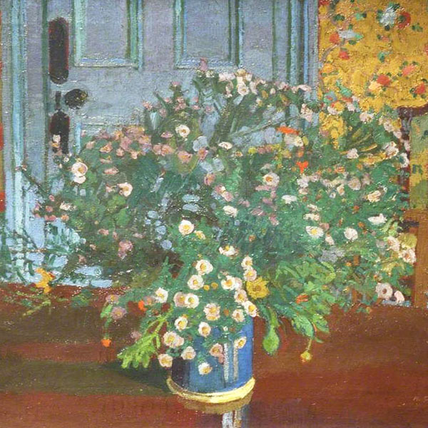 Oil Painting Reproductions of Harold Gilman