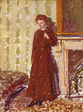 Madeleine Knox c1910 By Harold Gilman