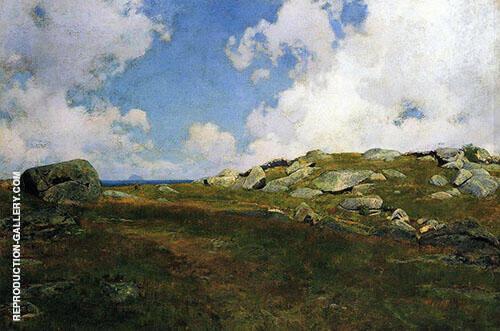 A Murky Day 1886 By Joseph de Camp