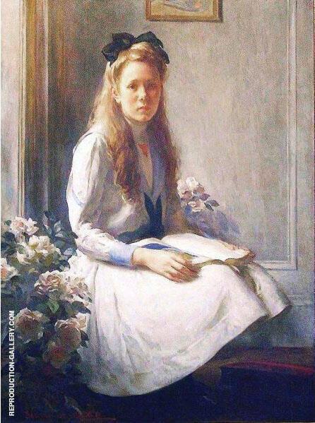Francesca 1913 By Joseph de Camp